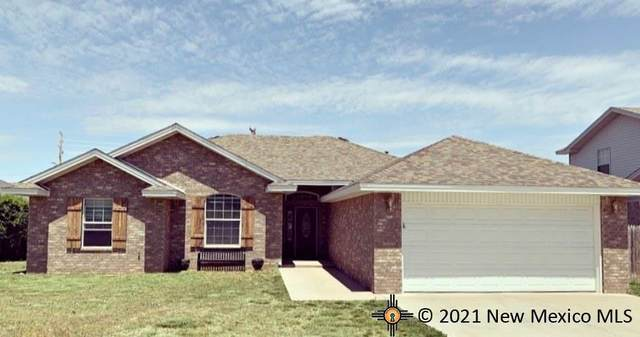 3704 Benjamin Davis, Clovis, NM 88101 (MLS #20215203) :: Rafter Cross Realty