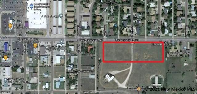 1301 E Llano Estacado, Clovis, NM 88101 (MLS #20215212) :: The Bridges Team with Keller Williams Realty
