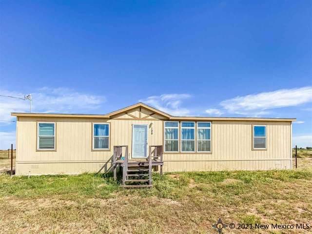 106 W Cottonwood Ln., Hobbs, NM 88242 (MLS #20215216) :: Rafter Cross Realty