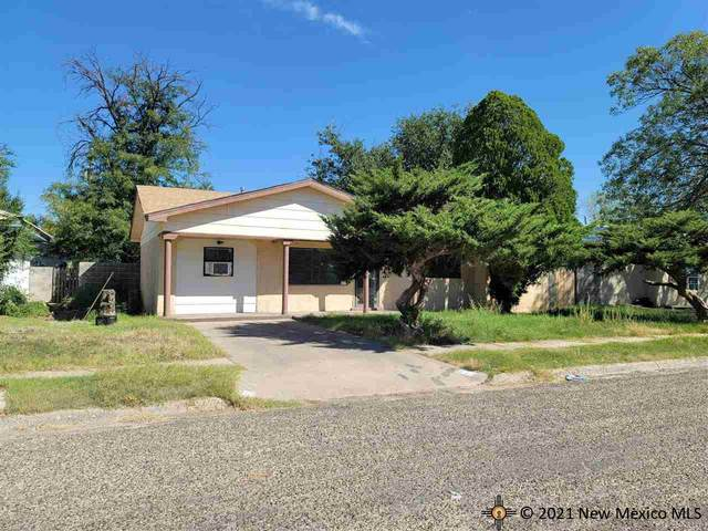 232 New Mexico, Portales, NM 88130 (MLS #20215218) :: Rafter Cross Realty
