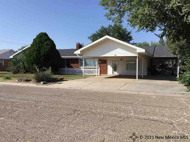 918 W 15th St, Portales, NM 88130 (MLS #20215219) :: Rafter Cross Realty