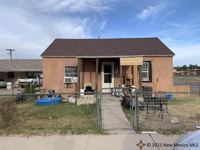 702 N 5th Street, Artesia, NM 88210 (MLS #20215223) :: The Bridges Team with Keller Williams Realty