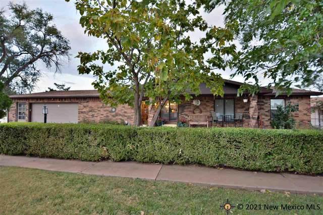 513 Hall, Clovis, NM 88101 (MLS #20215309) :: The Bridges Team with Keller Williams Realty