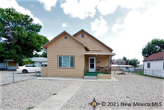 721 S 2nd St, Raton, NM 87740 (MLS #20215344) :: The Bridges Team with Keller Williams Realty