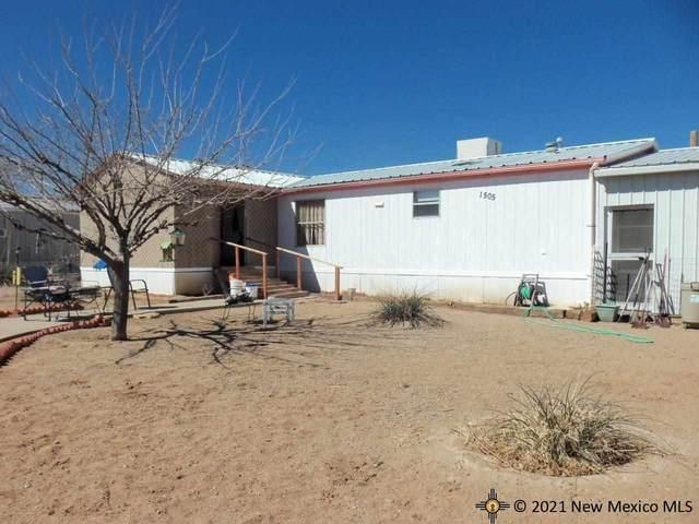 1505 Zinc, Lordsburg, NM 88045 (MLS #20215362) :: The Bridges Team with Keller Williams Realty