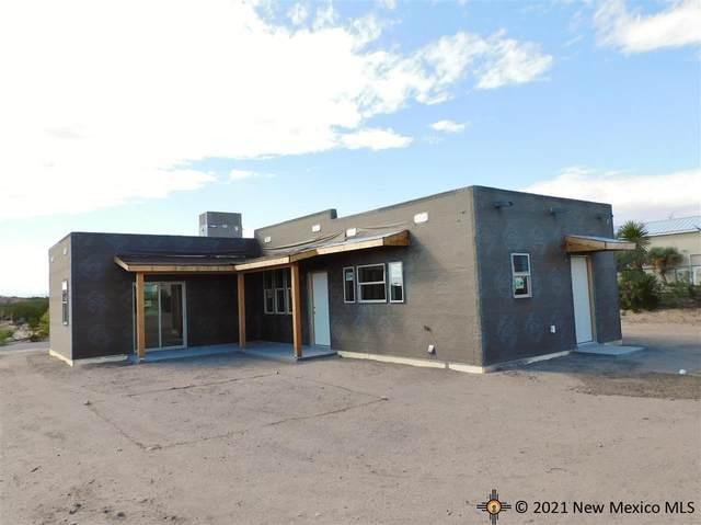 409 Skyline, Elephant Butte, NM 87935 (MLS #20215375) :: The Bridges Team with Keller Williams Realty