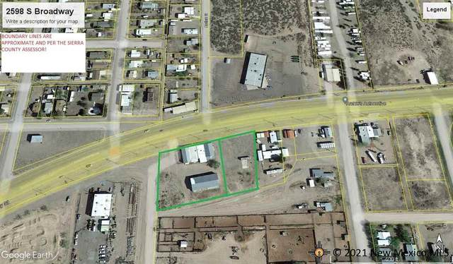 2596 S Broadway, Truth Or Consequences, NM 87901 (MLS #20215393) :: The Bridges Team with Keller Williams Realty