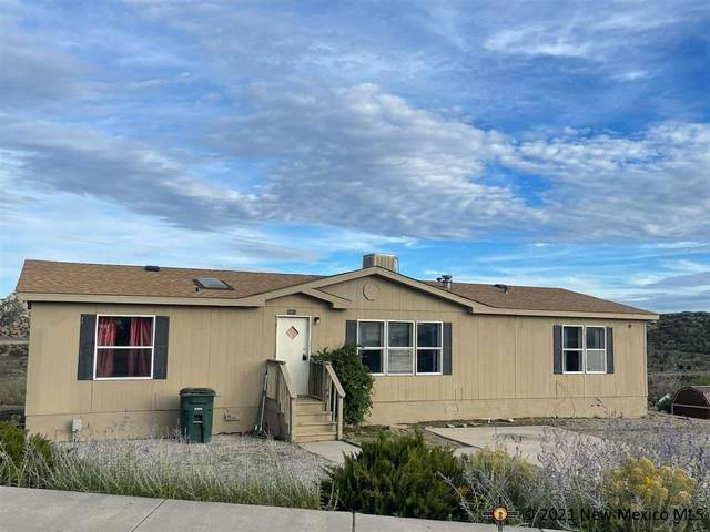 1015 Mountain, Gallup, NM 87301 (MLS #20215440) :: The Bridges Team with Keller Williams Realty