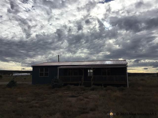 833 Hwy 612, BLUEWATER LAKE - SOUTH, NM 87325 (MLS #20215493) :: The Bridges Team with Keller Williams Realty