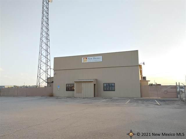 2903 Pecos Highway, Carlsbad, NM 88220 (MLS #20215540) :: The Bridges Team with Keller Williams Realty