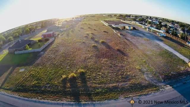 TBD W Lovelady, Hobbs, NM 88240 (MLS #20215553) :: Rafter Cross Realty