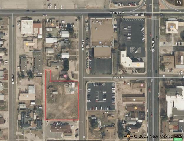 TBD N Shipp, Hobbs, NM 88240 (MLS #20215558) :: Rafter Cross Realty