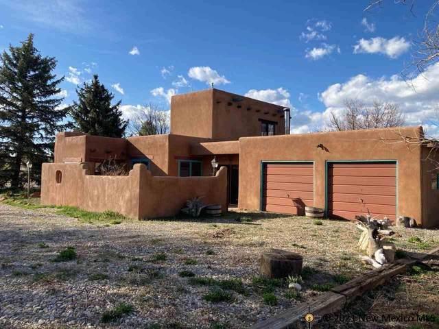 511 Apache, Taos, NM 87571 (MLS #20215575) :: The Bridges Team with Keller Williams Realty