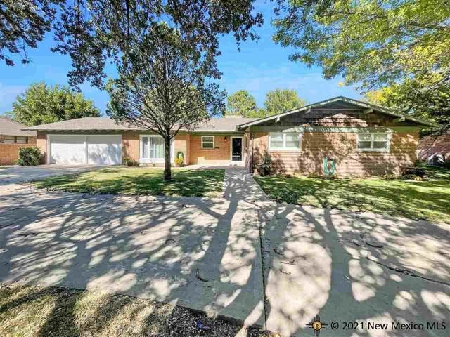 1104 W Avenue I, Lovington, NM 88260 (MLS #20215579) :: Rafter Cross Realty
