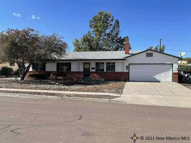 604 Zecca Drive, Gallup, NM 87301 (MLS #20215581) :: The Bridges Team with Keller Williams Realty
