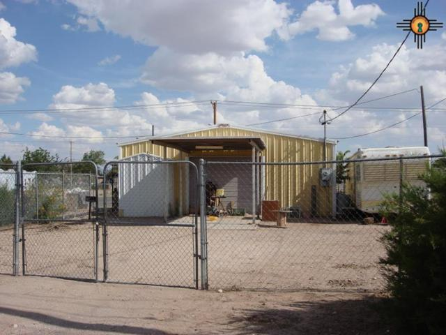 122 E 4th Street, Deming, NM 88030 (MLS #20145496) :: Rafter Cross Realty