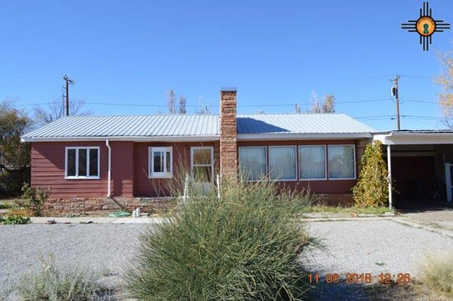 1412 Red Rock, Gallup, NM 87301 (MLS #20183106) :: Rafter Cross Realty