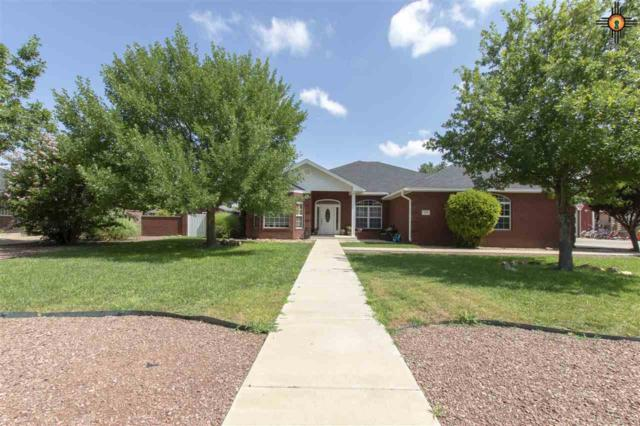 309 E 17th St, Portales, NM 88130 (MLS #20183210) :: Rafter Cross Realty