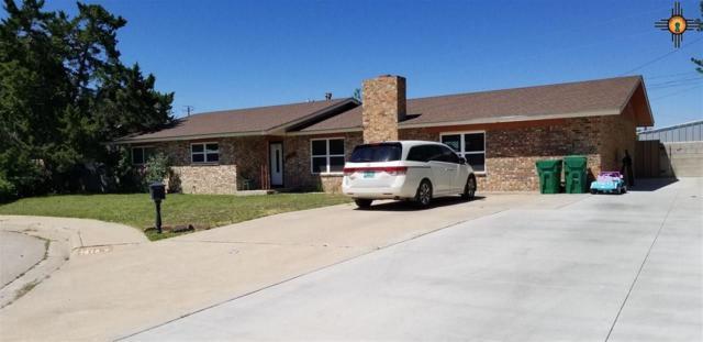 1414 W Yucca, Lovington, NM 88260 (MLS #20192305) :: Rafter Cross Realty