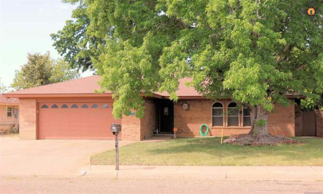 1401 Stratford Ln, Clovis, NM 88101 (MLS #20192374) :: Rafter Cross Realty