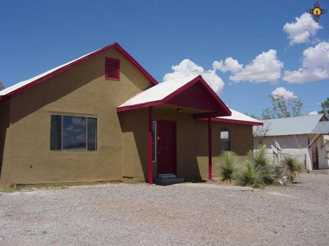 1385 Simpson, Truth Or Consequences, NM 87901 (MLS #20193672) :: Rafter Cross Realty