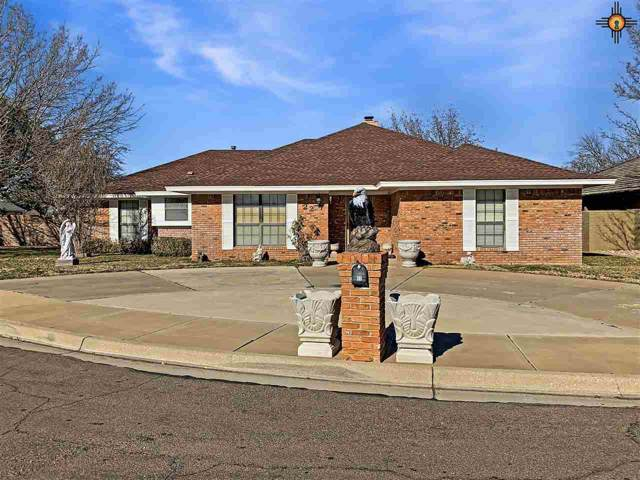 22 Regency Sq, Hobbs, NM 88242 (MLS #20200210) :: Rafter Cross Realty