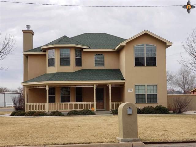 1100 S Main Street, Portales, NM 88130 (MLS #20200251) :: Rafter Cross Realty