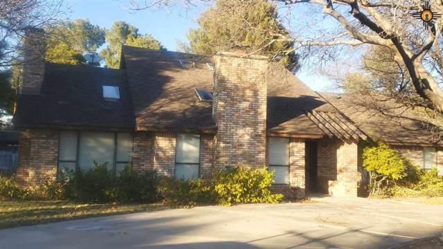 1102 W Ave K, Lovington, NM 88260 (MLS #20200275) :: Rafter Cross Realty