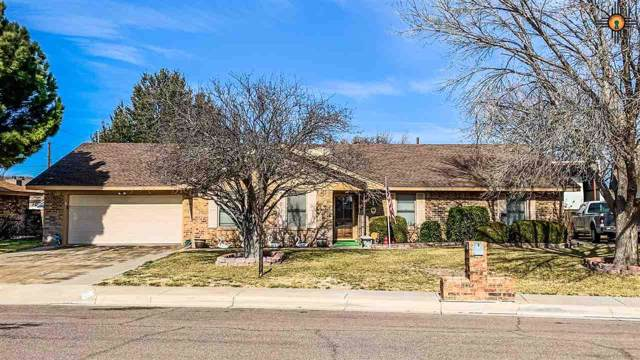1312 W Kiowa Avenue, Hobbs, NM 88240 (MLS #20200289) :: Rafter Cross Realty