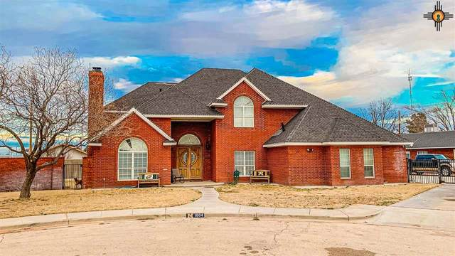 1604 Leavell, Eunice, NM 88231 (MLS #20200905) :: Rafter Cross Realty