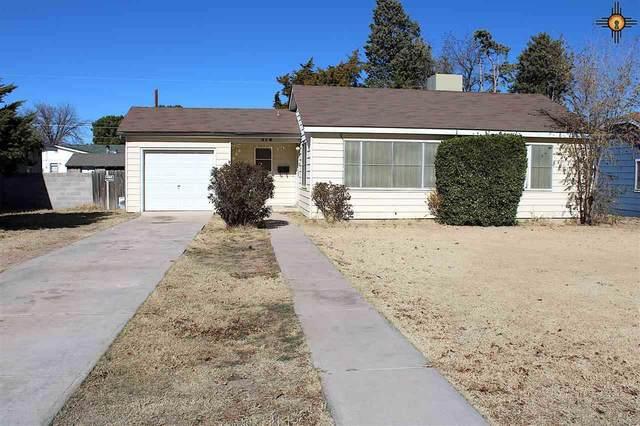 216 E Yeso, Hobbs, NM 88240 (MLS #20204926) :: Rafter Cross Realty