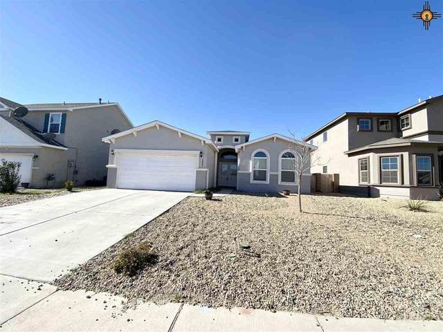 4629 N Homestretch Rd, Hobbs, NM 88240 (MLS #20205384) :: Rafter Cross Realty