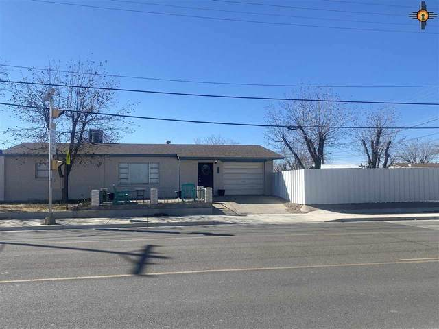 1302 W Champ Clark Ave., Artesia, NM 88210 (MLS #20210033) :: Rafter Cross Realty