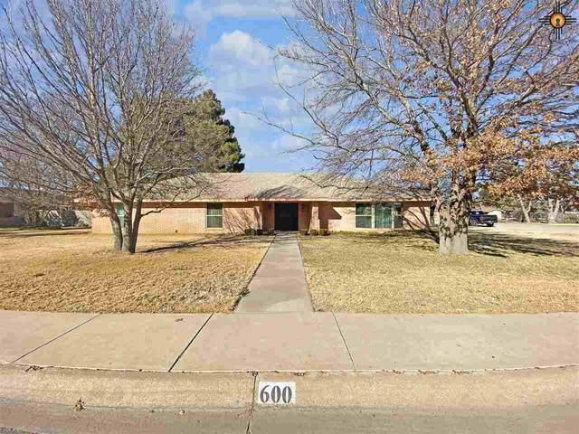 600 W Avenue A, Lovington, NM 88260 (MLS #20210197) :: Rafter Cross Realty