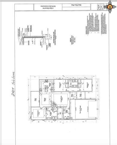 2405 Joe Lane, Clovis, NM 88101 (MLS #20210342) :: Rafter Cross Realty