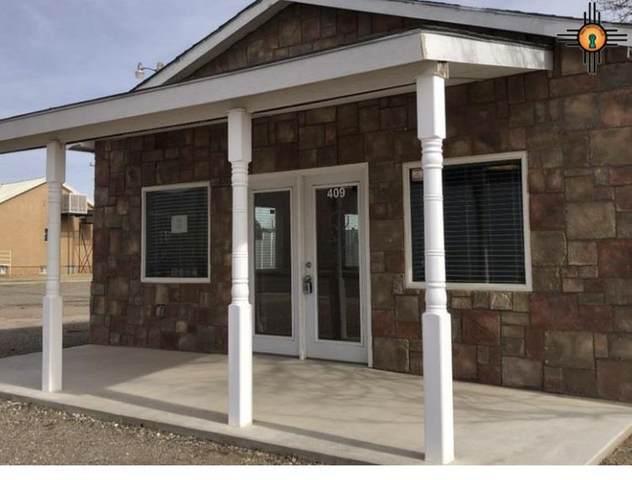 409 N Prince, Clovis, NM 88101 (MLS #20210629) :: Rafter Cross Realty