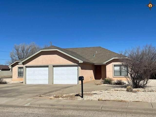 912 Stanton, Clovis, NM 88101 (MLS #20210938) :: Rafter Cross Realty