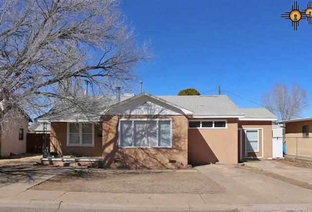 104 Torreon Dr, Clovis, NM 88101 (MLS #20211121) :: Rafter Cross Realty