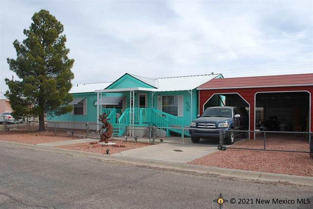 611 Acoma Dr., Deming, NM 88030 (MLS #20211127) :: The Bridges Team with Keller Williams Realty