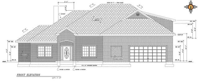 105 Blaine Circle, Clovis, NM 88101 (MLS #20211356) :: Rafter Cross Realty