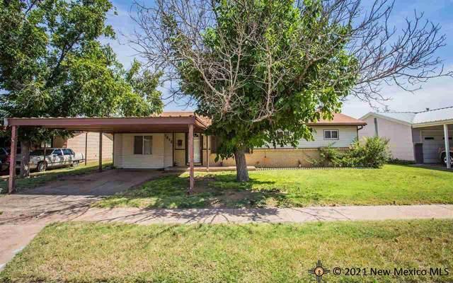 1612 N Grayson, Hobbs, NM 88240 (MLS #20215185) :: Rafter Cross Realty