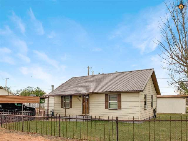 1411 Avenue V, Eunice, NM 88231 (MLS #20194810) :: Rafter Cross Realty