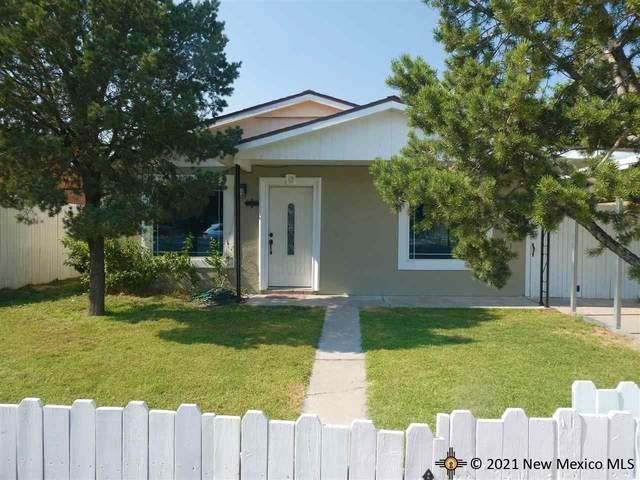 906 W Alvarado Ave, Artesia, NM 88210 (MLS #20214186) :: Rafter Cross Realty