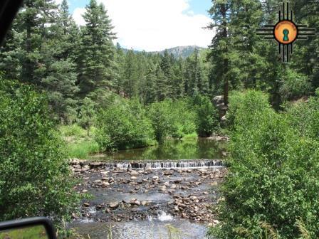 1234 N Fishing Ln, Chama, NM 87934 (MLS #20172106) :: Rafter Cross Realty