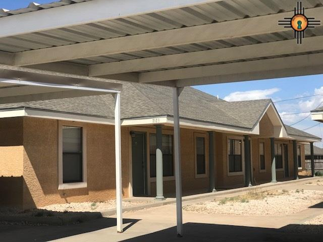 1813 Martin Luther King Jr Blvd, Clovis, NM 88101 (MLS #20182266) :: Rafter Cross Realty