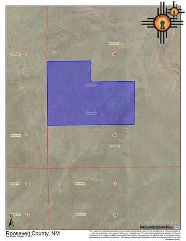 Sec 10 3 Miles North Of Tolar,, Melrose, NM 88134 (MLS #20184378) :: Rafter Cross Realty
