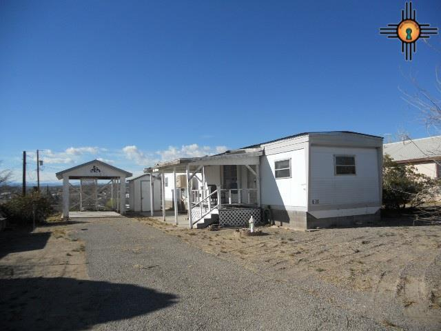 506 Silver, Truth Or Consequences, NM 87901 (MLS #20185607) :: Rafter Cross Realty