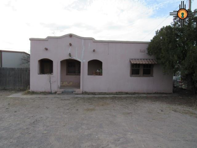 1918 S Broadway, Truth Or Consequences, NM 87901 (MLS #20185654) :: Rafter Cross Realty