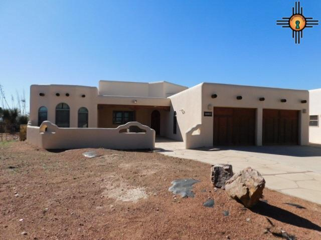 210 Golf Course, Deming, NM 88030 (MLS #20190397) :: Rafter Cross Realty