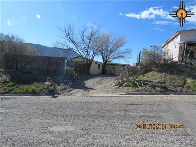 417 First St, Truth Or Consequences, NM 87901 (MLS #20191027) :: Rafter Cross Realty